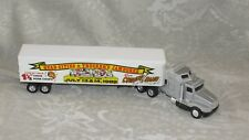 1989 ERTL Kenworth Truck T600A Quad Cities Trucker Jamboree Trailer 1:64