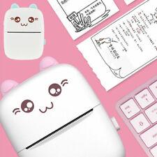 Mini Pocket Thermodrucker Bluetooth Handy Smartphone Etikett Fotos Drucken