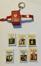 Porte-clé Bob Morane - Pocket Marabout - rarissime