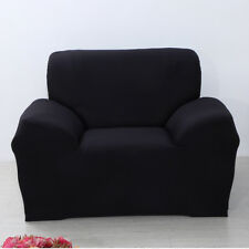 12 Colors Stretch Couch Slipcover Sofa Cover L Shape Sectional Corner 3 4 Seater