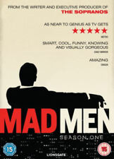 Películas en DVD y Blu-ray drama Mad Men DVD