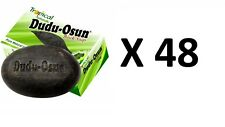 48 x Dudu Osun African Black Soap 150g For Eczema Acne Fungus (648BARS)
