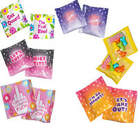 12 Bags Adult Hens Night Party Pinata Filler Filling Naughty X Rated Candy