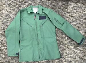Nomex Jacket Spruce Green (#4) Size: 100R