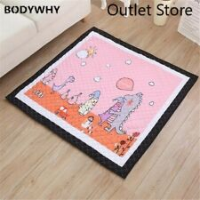 Cotton Rug Baby Play Mat Carpet Crawling Pad Playmat Blankets Kids Nursery Room