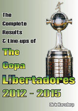 The Complete Results & Line-ups of the Copa Libertadores 2012-2015 - Statistics