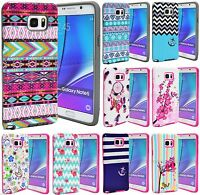 For Samsung Galaxy Note 5/4/3 Ultra Thin Luxury Shockproof Case Cover Hard Back