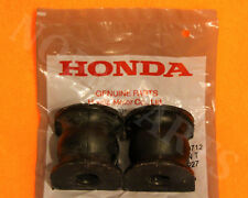 2 NEW OEM Honda Acura REAR Sway Bar Bushing Stabilizer Holder Civic Rsx Integra