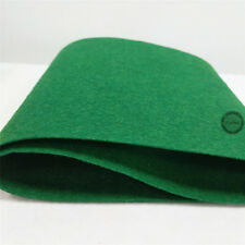 By The Yard STIFF FELT FABRIC Non Woven Blend Thick wool Crafts DIY Material 1mm