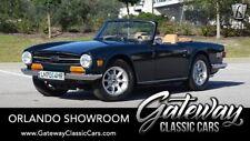 New listing  1971 Triumph Tr-6