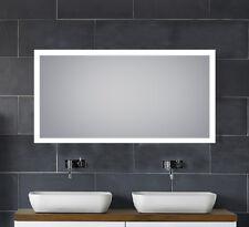 "30""x60"" LED Illuminated Wall Mount Bathroom Vanity Mirror w/ Motion Touch Sensor"