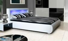 DOUBLE SIZE BED  STORAGE BED WITH MATTRESS OTTOMAN BED  LANO