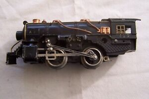 AMERICAN FLYER # 420 PRE WAR STEAM ENGINE ONLY FOR PARTS OR RESTORATION