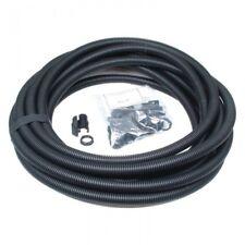 Univolt CFX 10Mtr 20 & 25mm Round Flexible PVC Conduit Contractor Packs +Glands