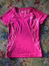 Fila t shirt - Womens Size S | Hot Pink/ neon orange