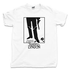 BARRY LYNDON T Shirt Stanley Kubrick Ryan O'Neal Movies Tee Poster Blu Ray DVD