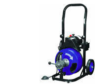 HOC 50 FOOT POWER FEED DRAIN CLEANER 50 FT POWER FEED DRAIN CLEANER + WARRANTY