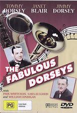 THE FABULOUS DORSEYS  DVD - All Zone - PAL