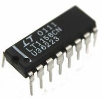 Half Bridge N-Channel Power MOSFET Driver  # LT1158CN