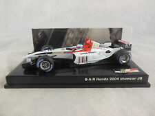 Rare Minichamps 2004 BAR Honda Showcar J Button BAR Promotional Item Scale 1:43