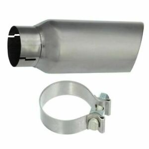 OE or Cat-Back GM OEM 22799810 Exhaust Tail Pipe Tip-Tip