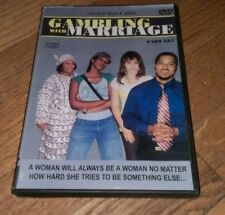 Gambling With Marriage Part 1 & 2 DVD African Africa Movie Film Ejiro Okurame