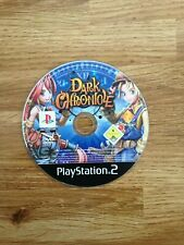 Dark Chronicle for PS2 *Disc Only*