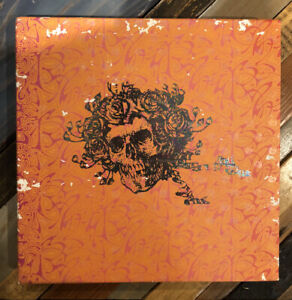 Grateful Dead - Warner Bros. Studio Albums Box Set (5 LP) RARE Vinyl OOP