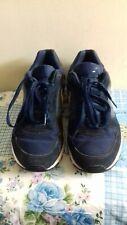 Para hombres Nike Running Blue Zapatillas Size UK 8 EU 42.5 en muy buena condición