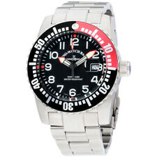Zeno Diver 500 Quartz Movement Black Dial Men's Watches 6349Q_B_R_M