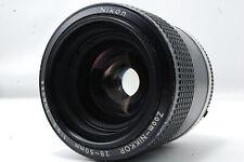 Nikon Zoom-NIKKOR 28-50mm F3.5 AI-S Lens  SN196344