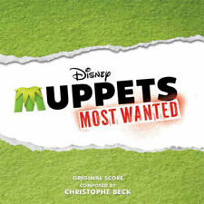 MUPPETS MOST WANTED (MUSIQUE DE FILM) - CHRISTOPHE BECK (CD)