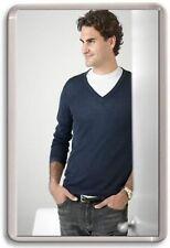 Roger Federer Tennis Fridge Magnet #2