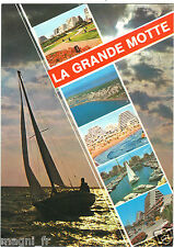 34 - cpsm - LA GRANDE MOTTE