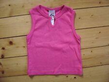 @ tutti Paletti @ Mignon Débardeur T-Shirt sans manches rose gr. 122 nouveaux