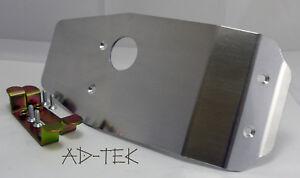 Yamaha YZ250 MX Skid plate/sump guard 03/04