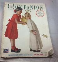 Nelia Gardner Whites the Pink House 1949   Woman's Home Companion  Magazine