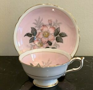 Vintage Paragon Fine Bone China Cup and Saucer Numbered A703
