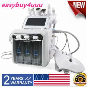 7-In-1 Facial Spa Skin Cleansing Hydro Dermabrasion Ultrasonic Beauty Machine
