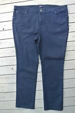 Target MODA Navy BLUE Denim Jeans Size 24 NEW RRP$49. Straight Leg. Twill Colour