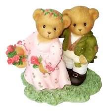Cherished Teddies Lizzie & Darcy Figurine New Boxed 4009575