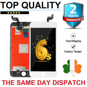 iPhone 6S Screen Replacement LCD Touch Screen Digitizer Display White or Black