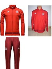 Adidas fc bayern munich FCB presentación traje Suit entrenamiento Traje de fútbol 3xl