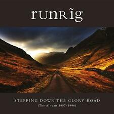 Runrig - Stepping Down The Glory Years (The Albums 1987-96) (NEW 6CD)