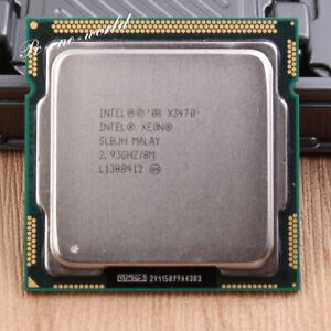 100% OK SLBJH Intel Xeon X3470 2.93GHz Processor Socket 1156 CPU 2.5 GT/s DMI