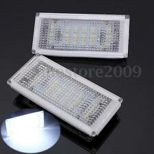 LED License Plate Lamp Light for BMW 3 Series E46 2d Coupe 98-03 M3 Pre-Facelift