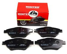 MINTEX FRONT AXLE BRAKE PADS CITROEN DS PEUGEOT MDB3025 (REAL IMAGE OF PART)