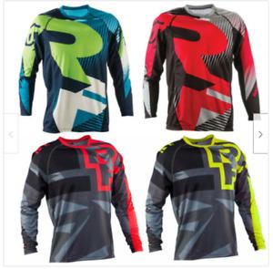 Men/'s Pro Cycling Jersey Long Sleeve Jacket Mountain Road MTB Bike Top Shirt MX