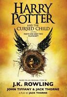 Harry Potter and the Cursed Child, Parts One and Two: The Official Playscript o