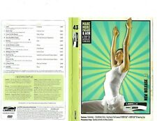 Les Mills Body Flow 43 Complete DVD, CD, Case and Notes